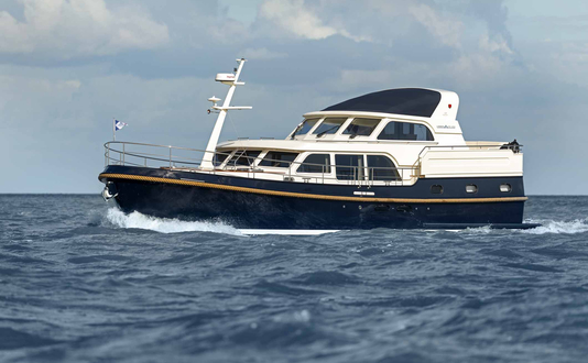 Linssen Grand Sturdy 480 Variotop Orca