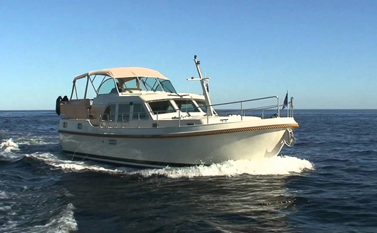 Linssen Grand Sturdy 40.9 AC Deniz Sarayi