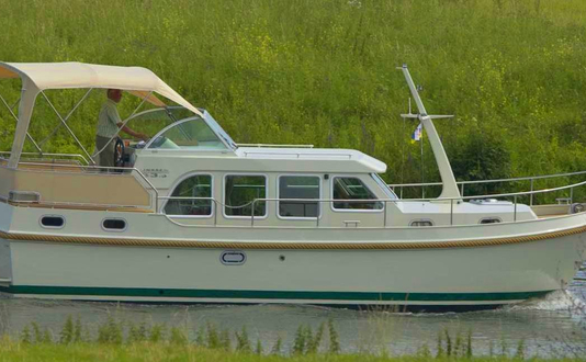 Linssen Grand Sturdy 33.9 AC Graoully