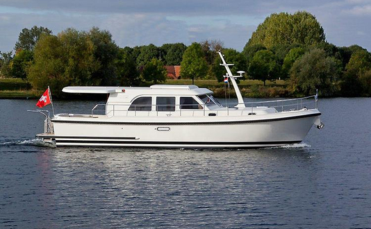 Linssen Grand Sturdy 40.9 Sedan Long Top WaterDream