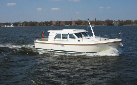 Linssen Grand Sturdy 40.9 Sedan Ma Belle