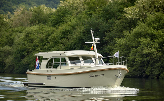 Linssen Grand Sturdy 30.0 Sedan Henri Merque