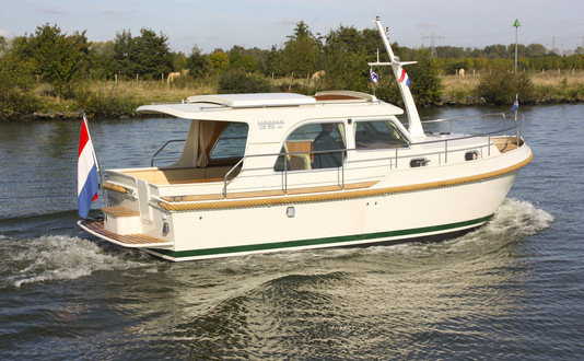 Linssen Grand Sturdy 25.9 Sedan Lili Marleen