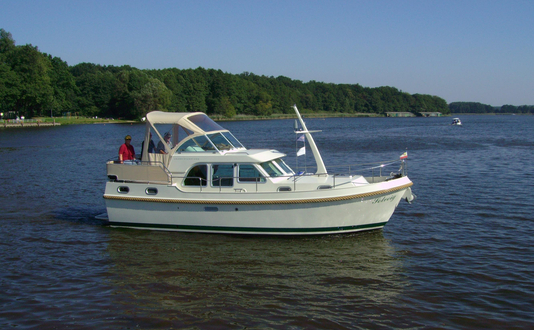 Linssen Grand Sturdy 29.9 AC WaterHolly