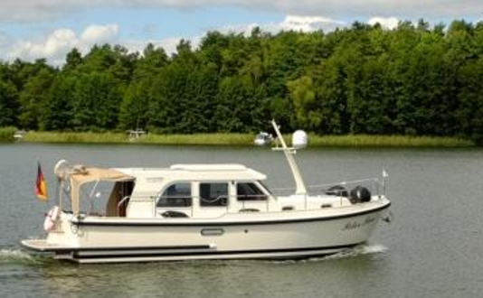 Linssen Grand Sturdy 290 Sedan Peter Pan